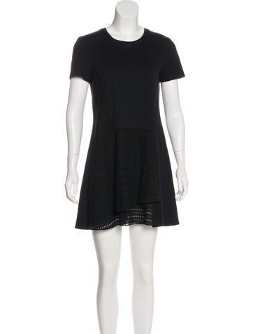 Thakoon Jersey Mini Dress None