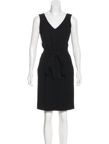 Thakoon Wool Knee-Length Dress None