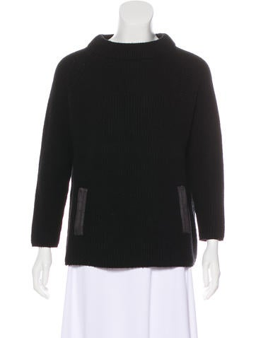 Thakoon Wool Knit Sweater None