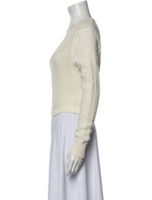 Thakoon Scoop Neck Sweater