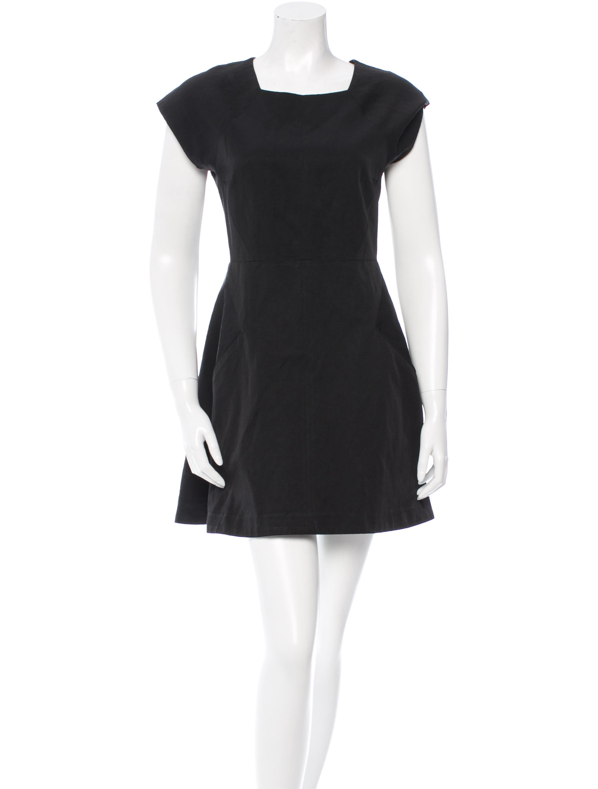 7c67bcafcb Theyskens  Theory A-Line Mini Dress - Clothing - WTHYS23965
