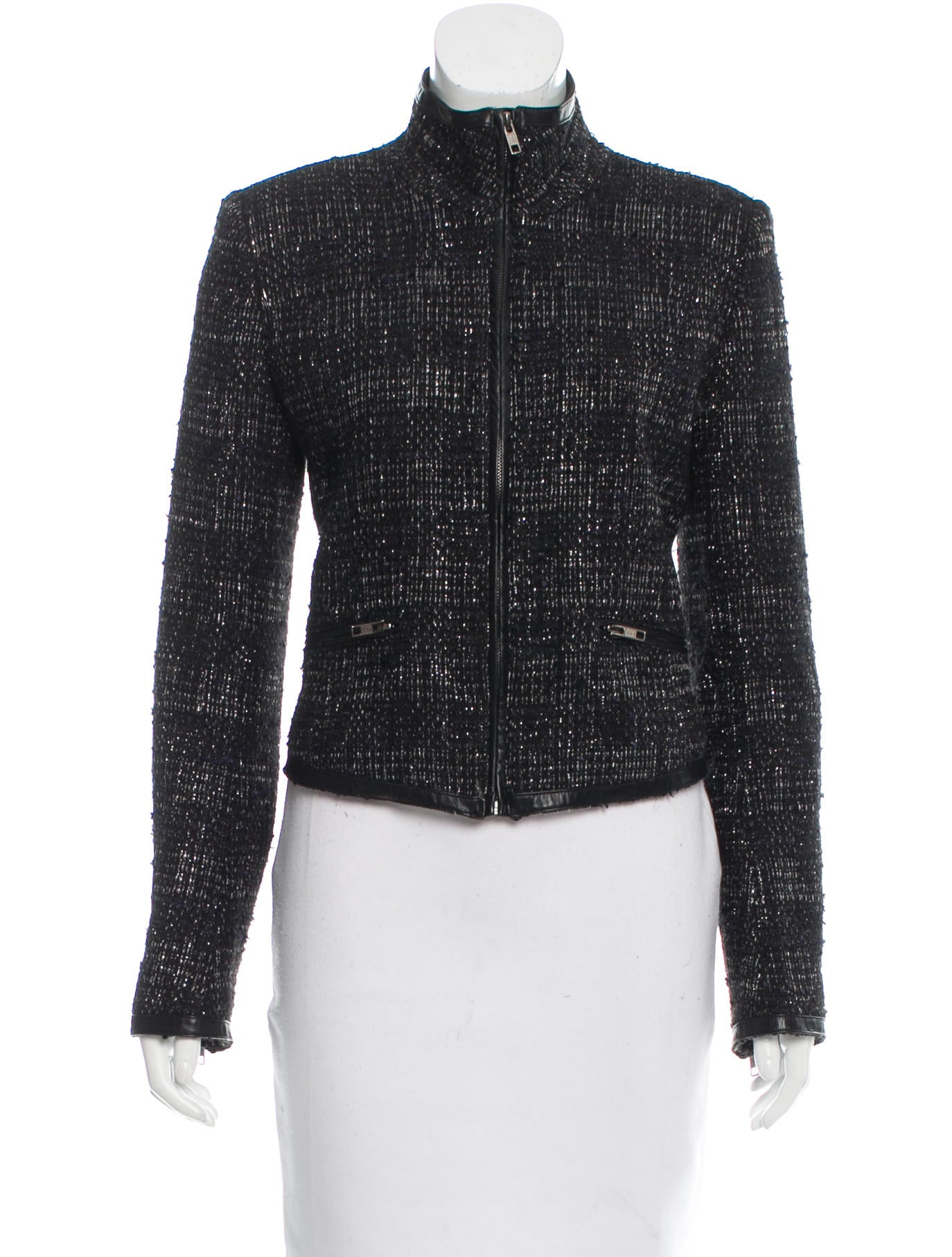 Find great deals on eBay for tweed and leather jacket. Shop with confidence.