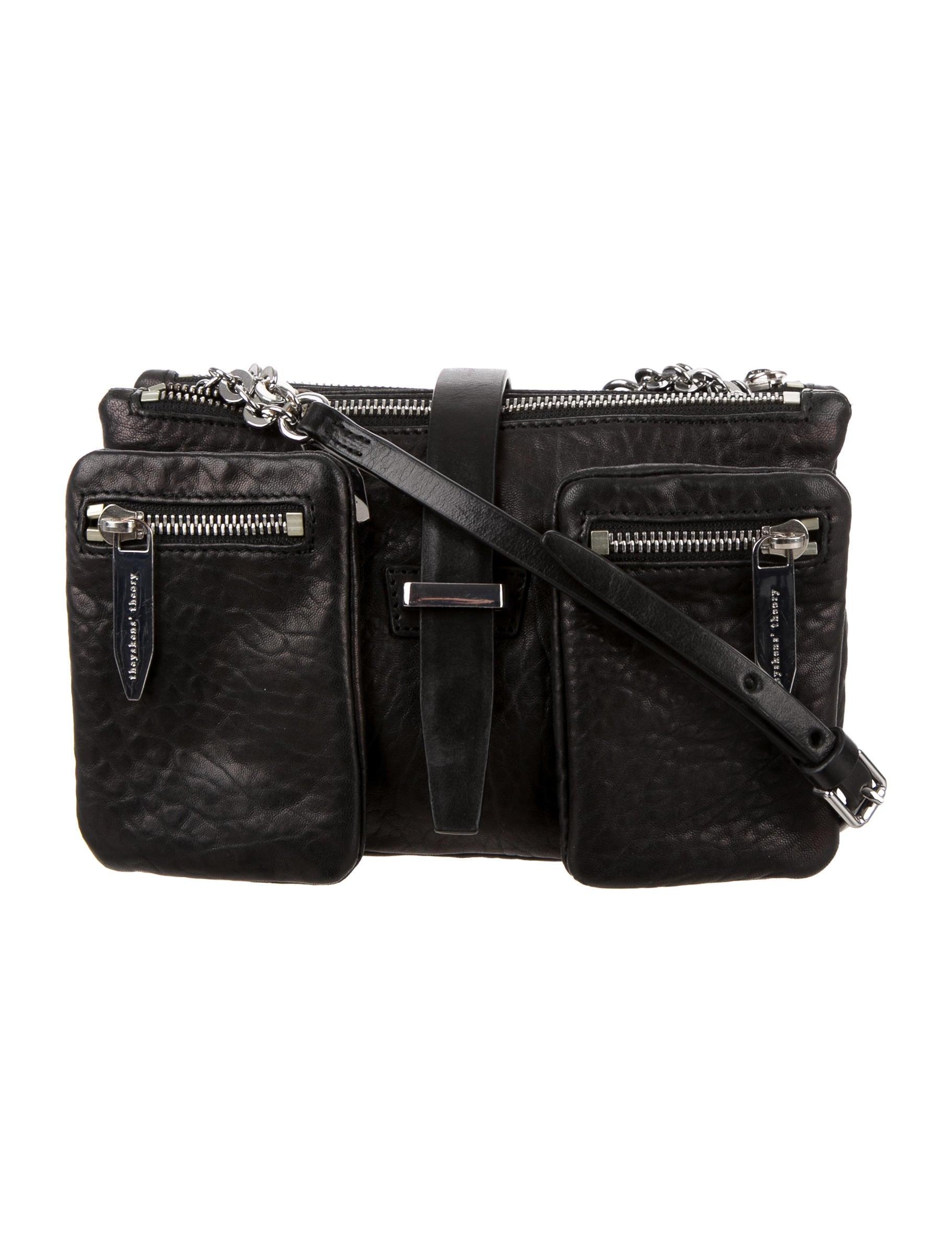 Zip Pocket Crossbody Bag 85