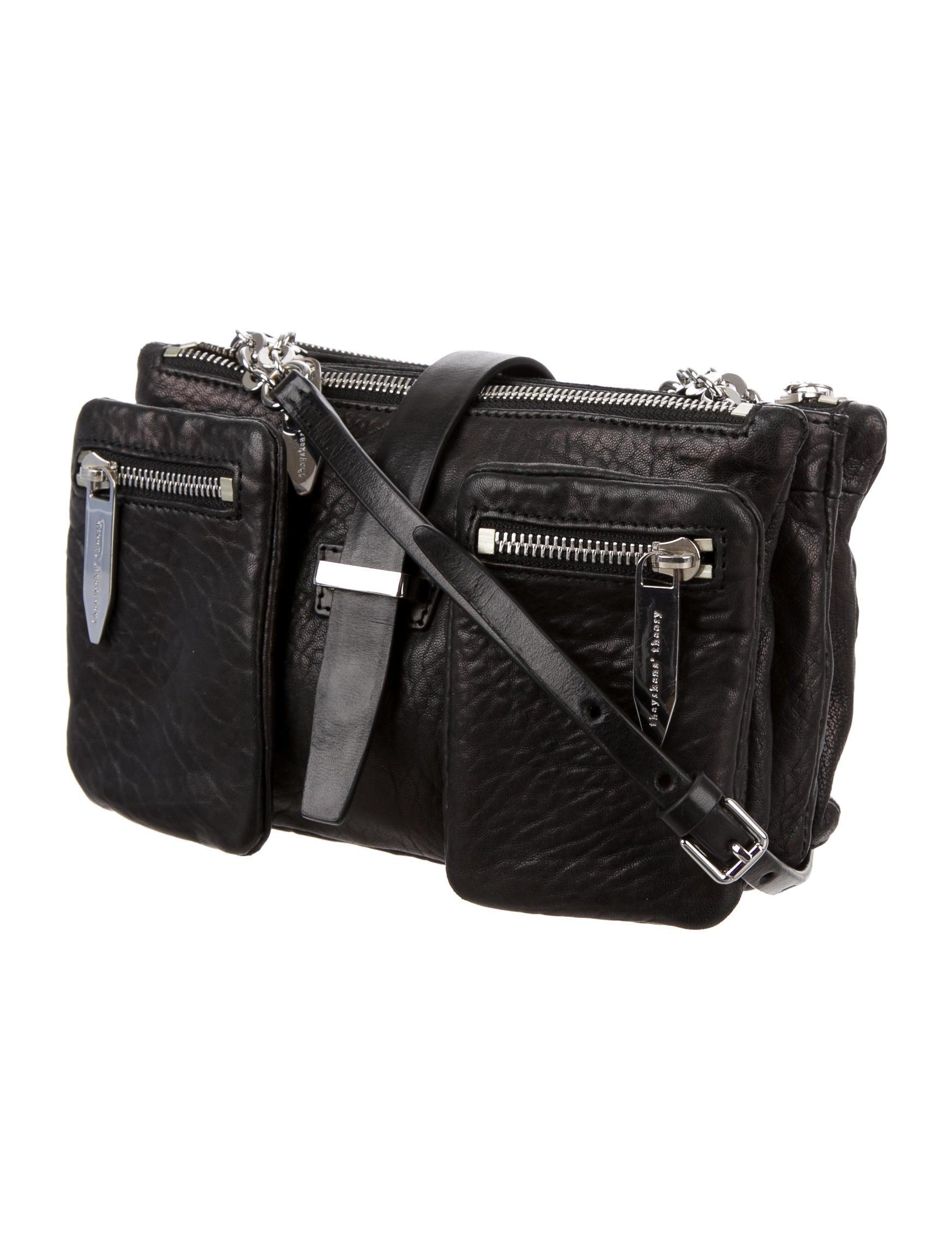 Zip Pocket Crossbody Bag 22