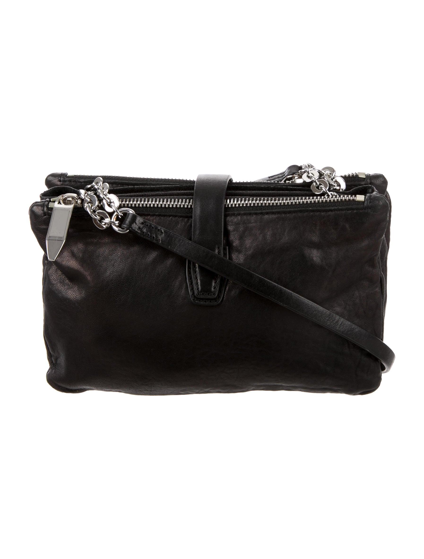 Zip Pocket Crossbody Bag 68