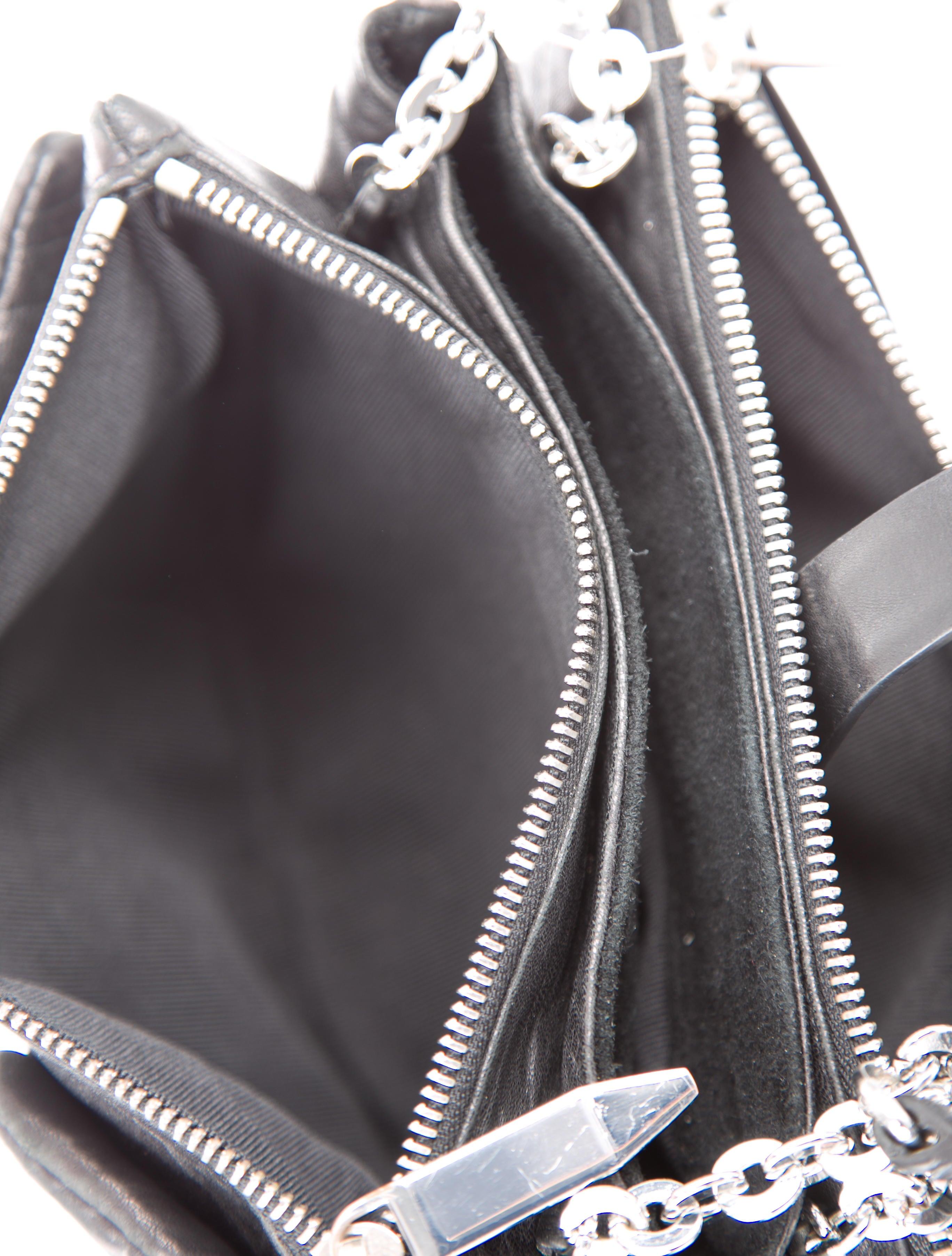 Zip Pocket Crossbody Bag 60