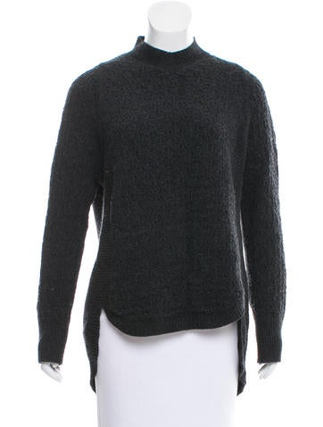 Theyskens' Theory Wool Knit Sweater None