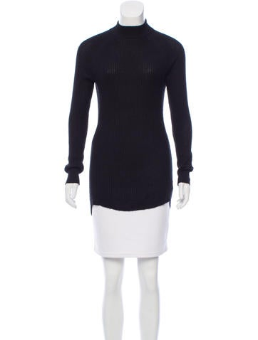 Theyskens' Theory Cashmere Longline Sweater None