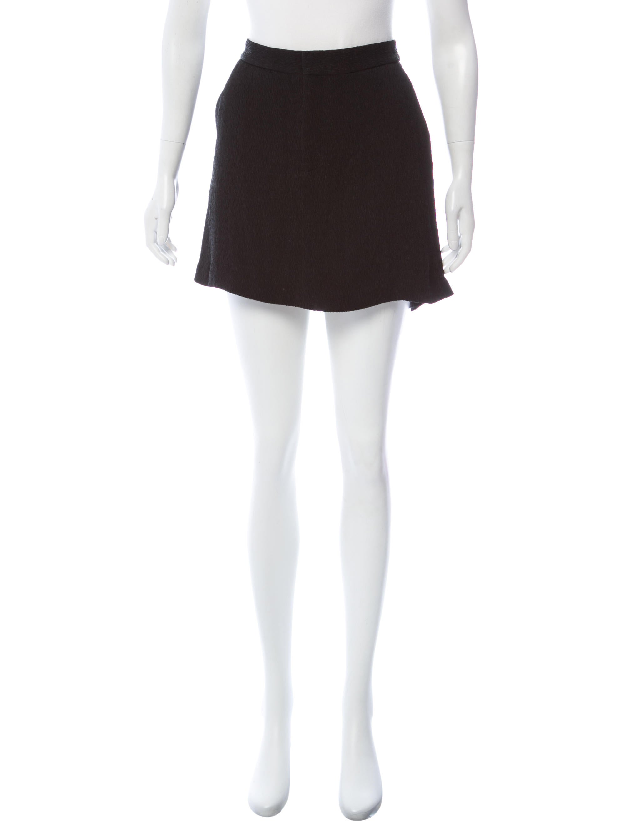 Nice Theyskens' Theory Suitry Mini Skirt w/ Tags Cheap Shop Sale Newest In China Sale Online Vmm565Qq