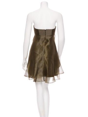Metallic Dress w/ Tags