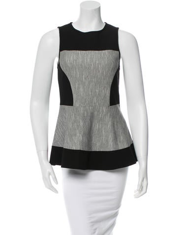 Tibi Top w/ Tags None