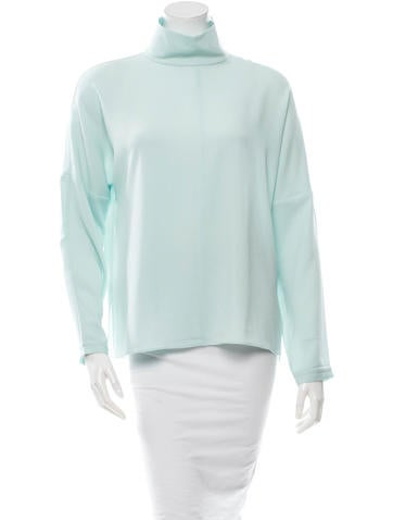 Tibi Long Sleeve Top None