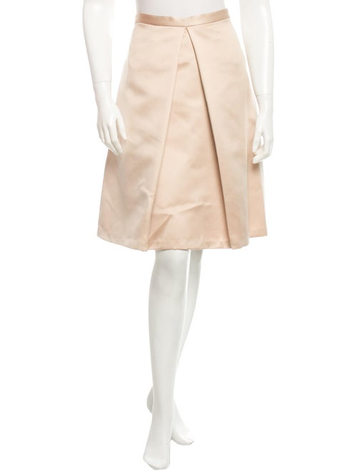 Tibi Skirt w/ Tags Beige