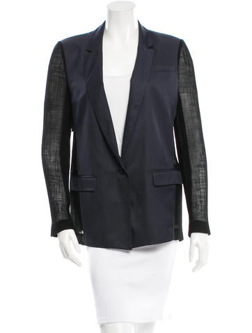 Fog Easy Blazer w/ Tags