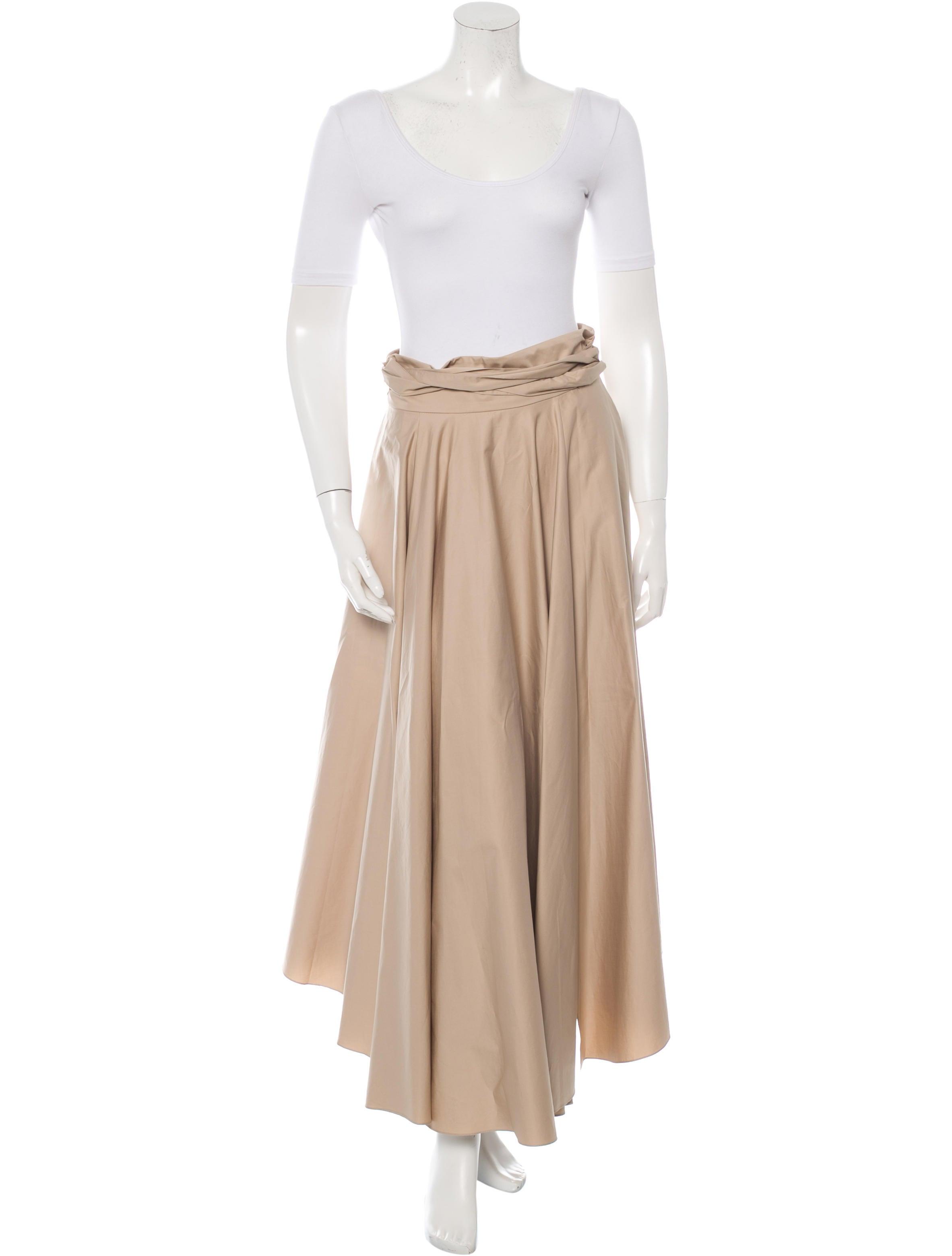 tibi midi skirt set clothing wti30987 the realreal