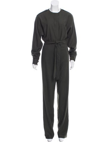Tibi Own Straight-Leg Jumpsuit w/ Tags None