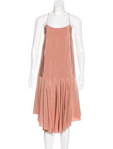 Tibi Silk Mini Dress w/ Tags None