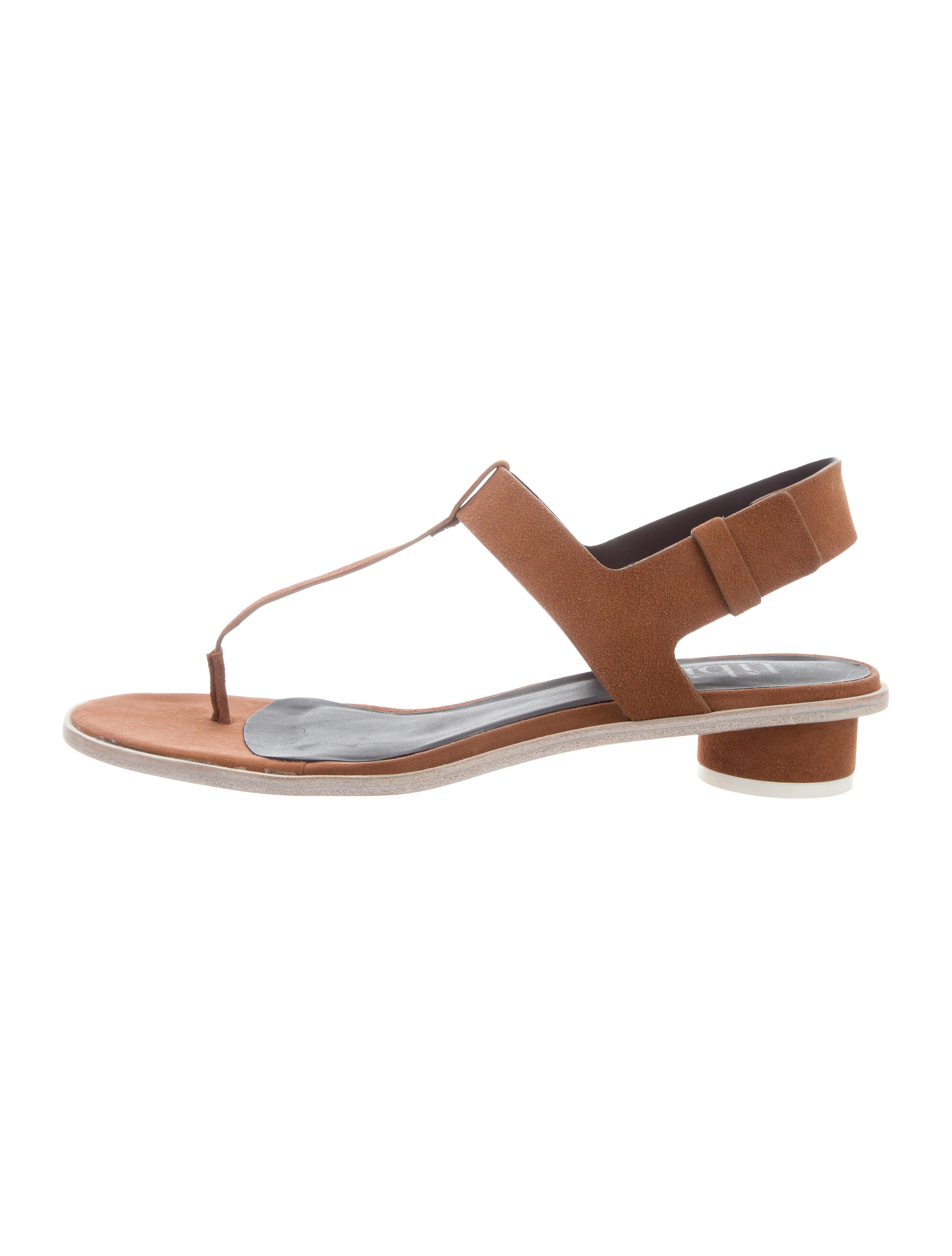 Tibi Morgan Suede Sandals enjoy cheap online O9W2J