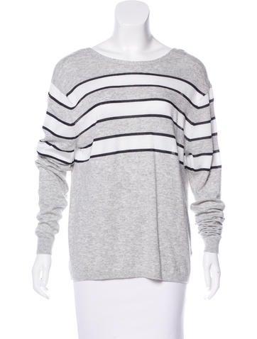 Tibi Pom Pom Merino Wool Sweater Clothing Wti44805 The Realreal