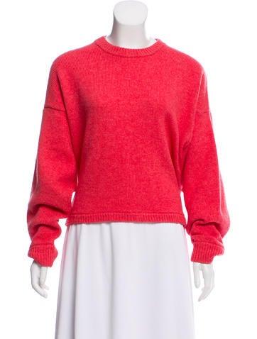 Tibi Wool Knit Sweater None