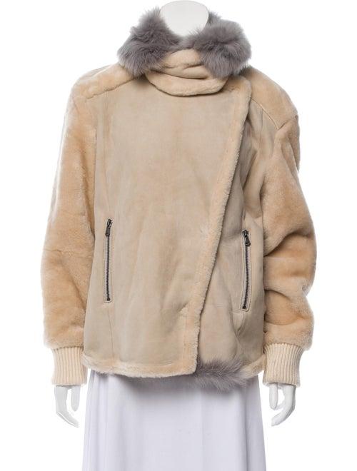Tibi Shearling Jacket
