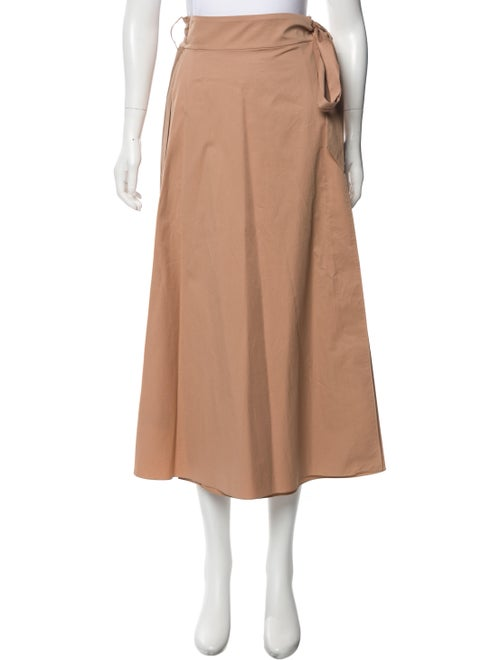 Tibi Midi Length Skirt