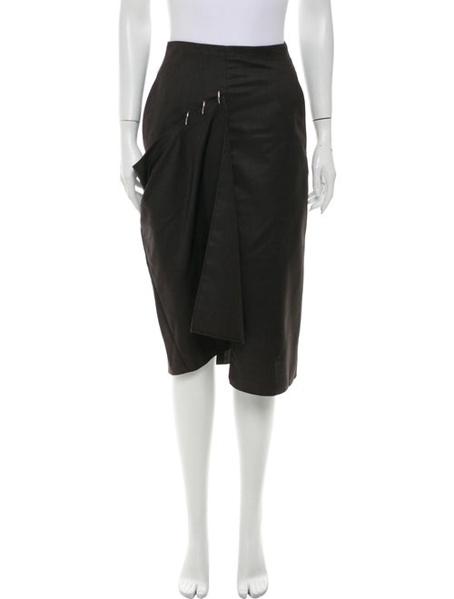 Tibi Knee-Length Skirt