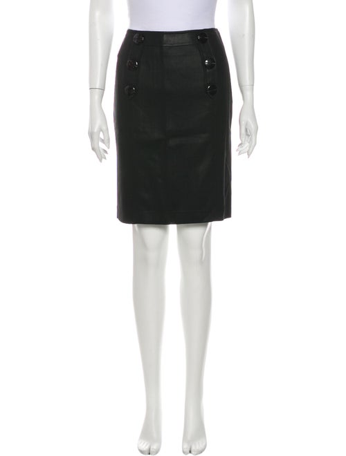 Tibi Wool Knee-Length Skirt Wool - image 1