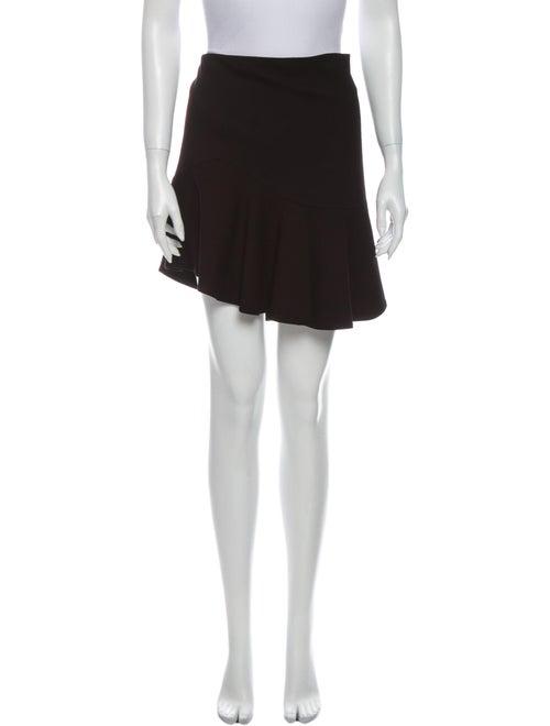 Tibi Mini Skirt Black - image 1