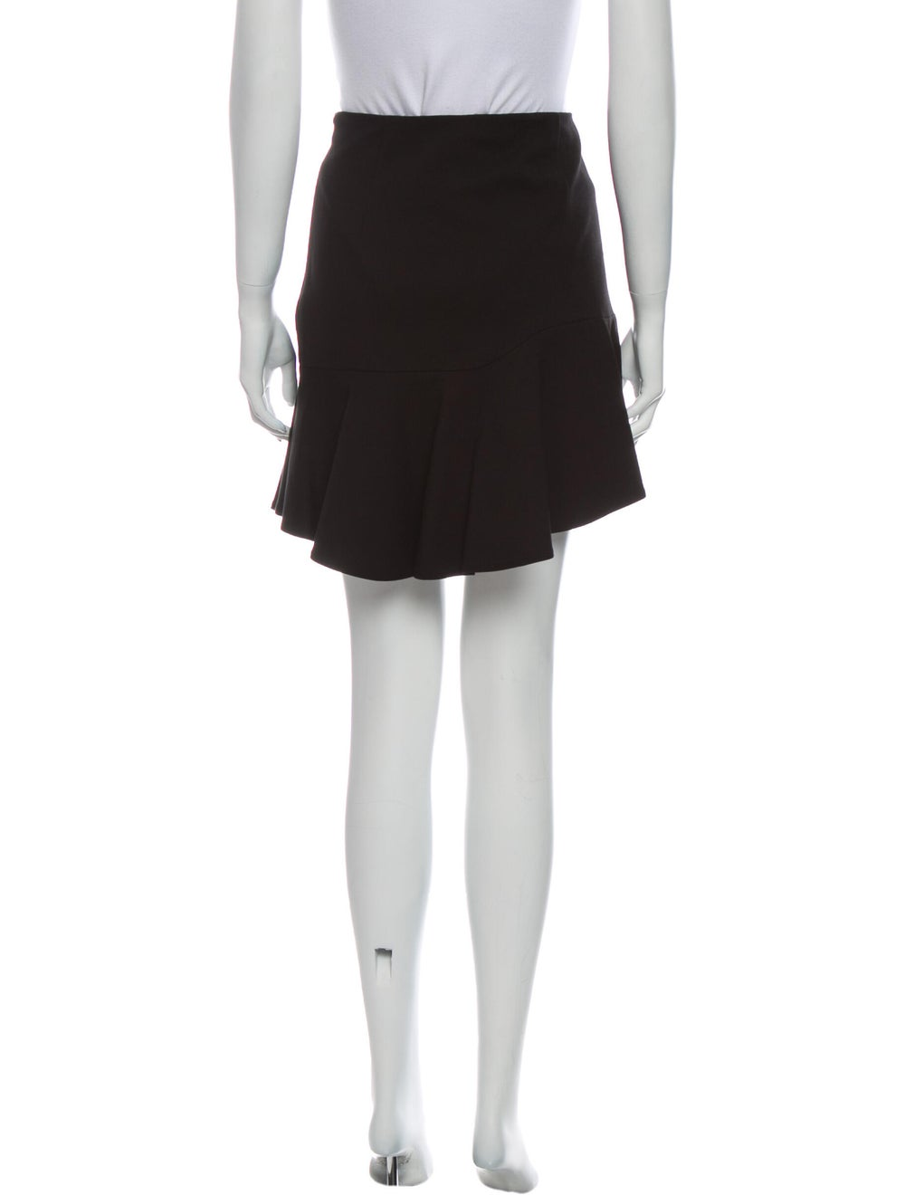 Tibi Mini Skirt Black - image 3