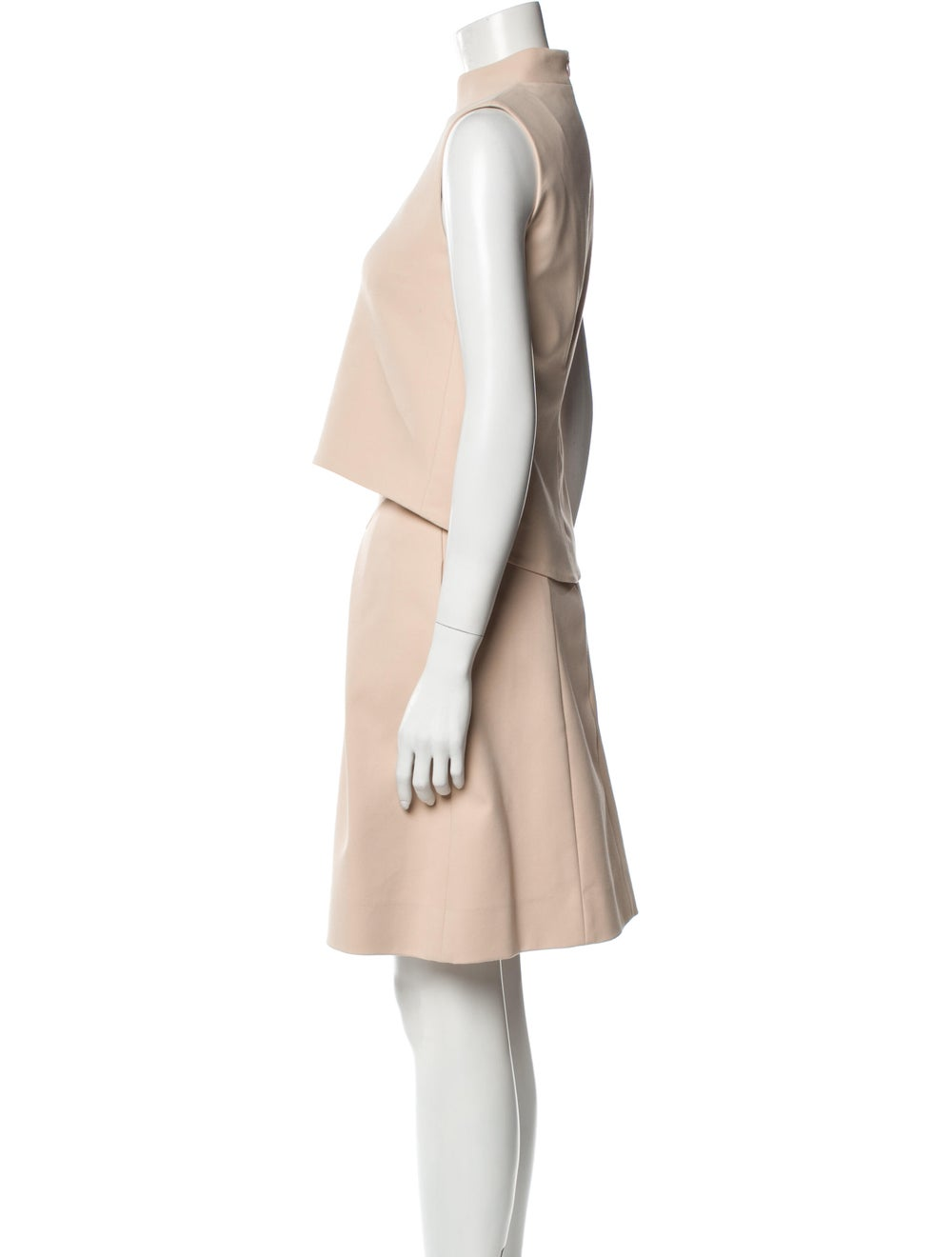 Tibi Skirt Set Brown - image 2