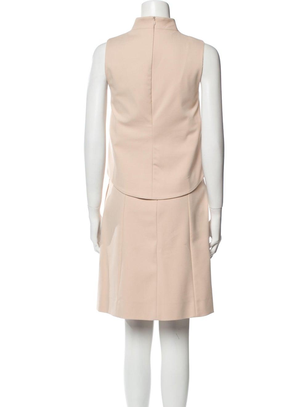 Tibi Skirt Set Brown - image 3