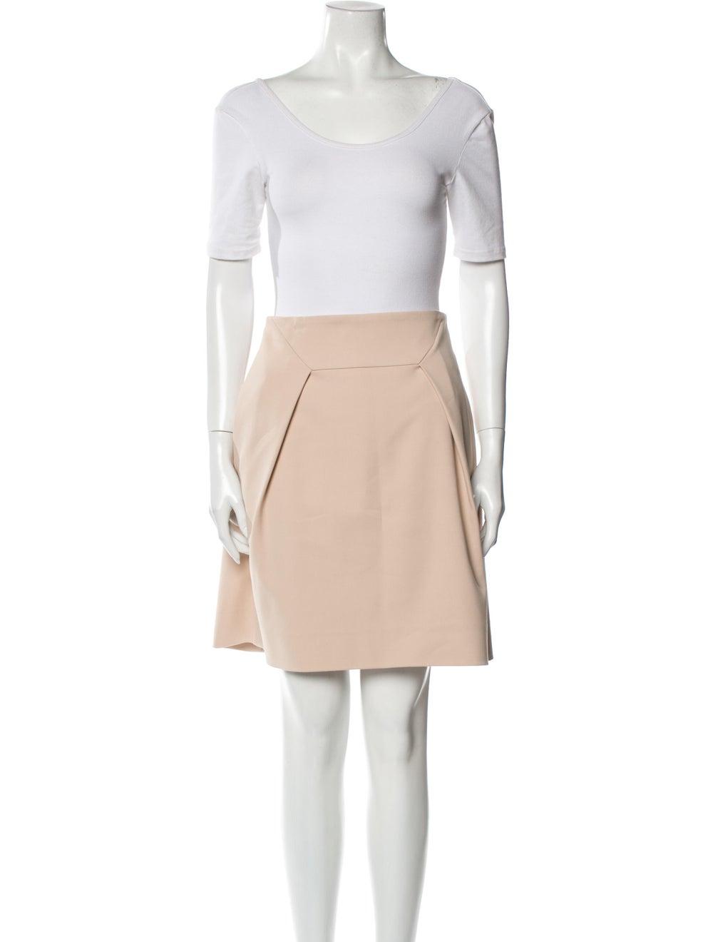 Tibi Skirt Set Brown - image 4
