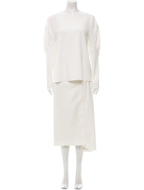 Tibi Skirt Set w/ Tags White