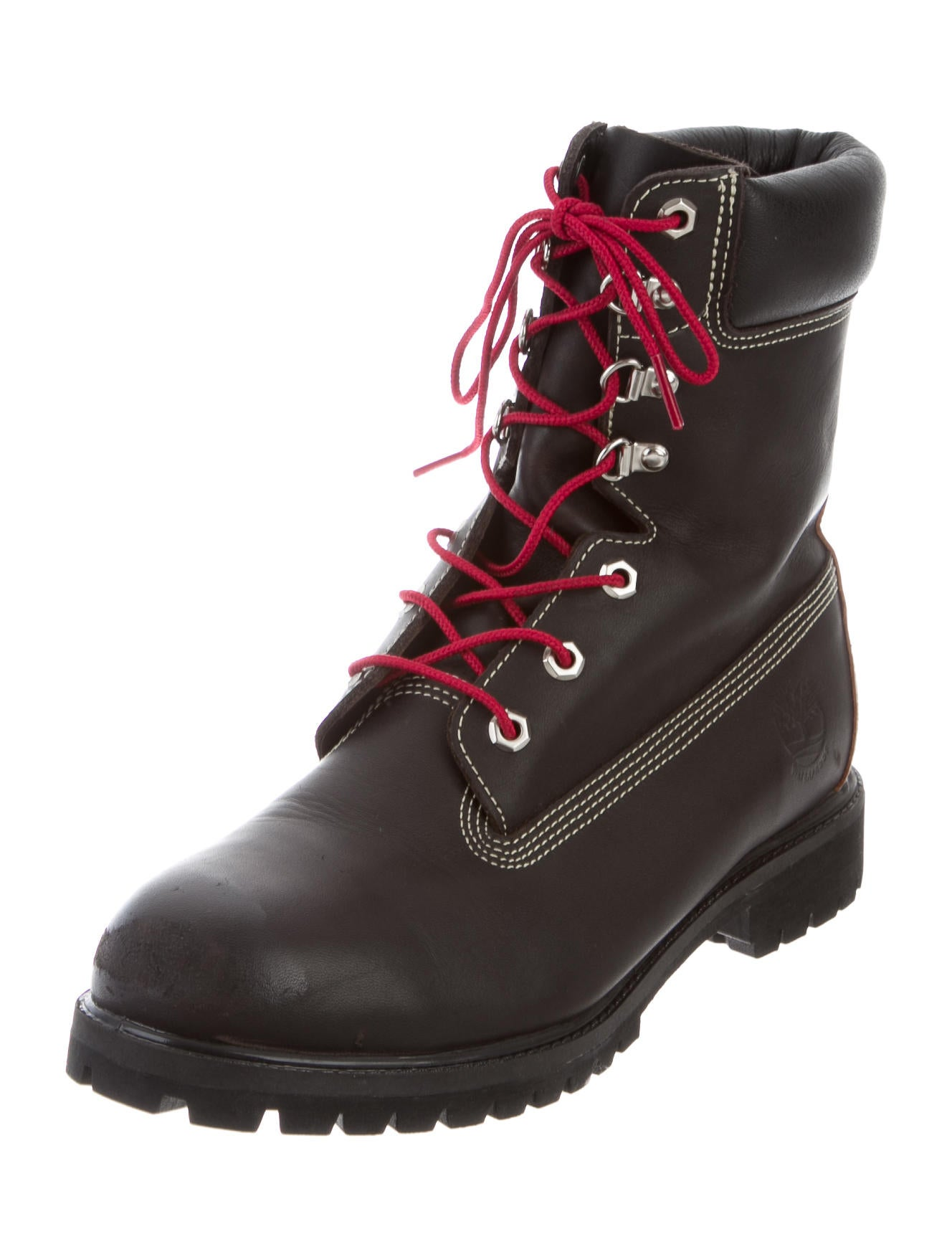 timberland two tone leather boots shoes wtimb20001