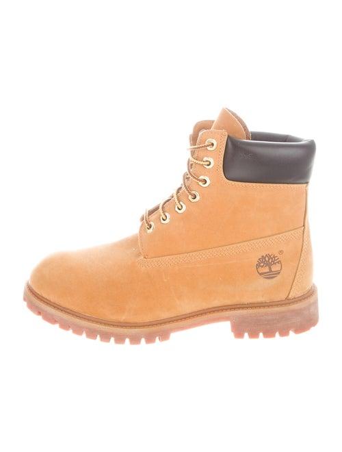 Timberland 6-Inch Premium Nubuck Hiking Boots