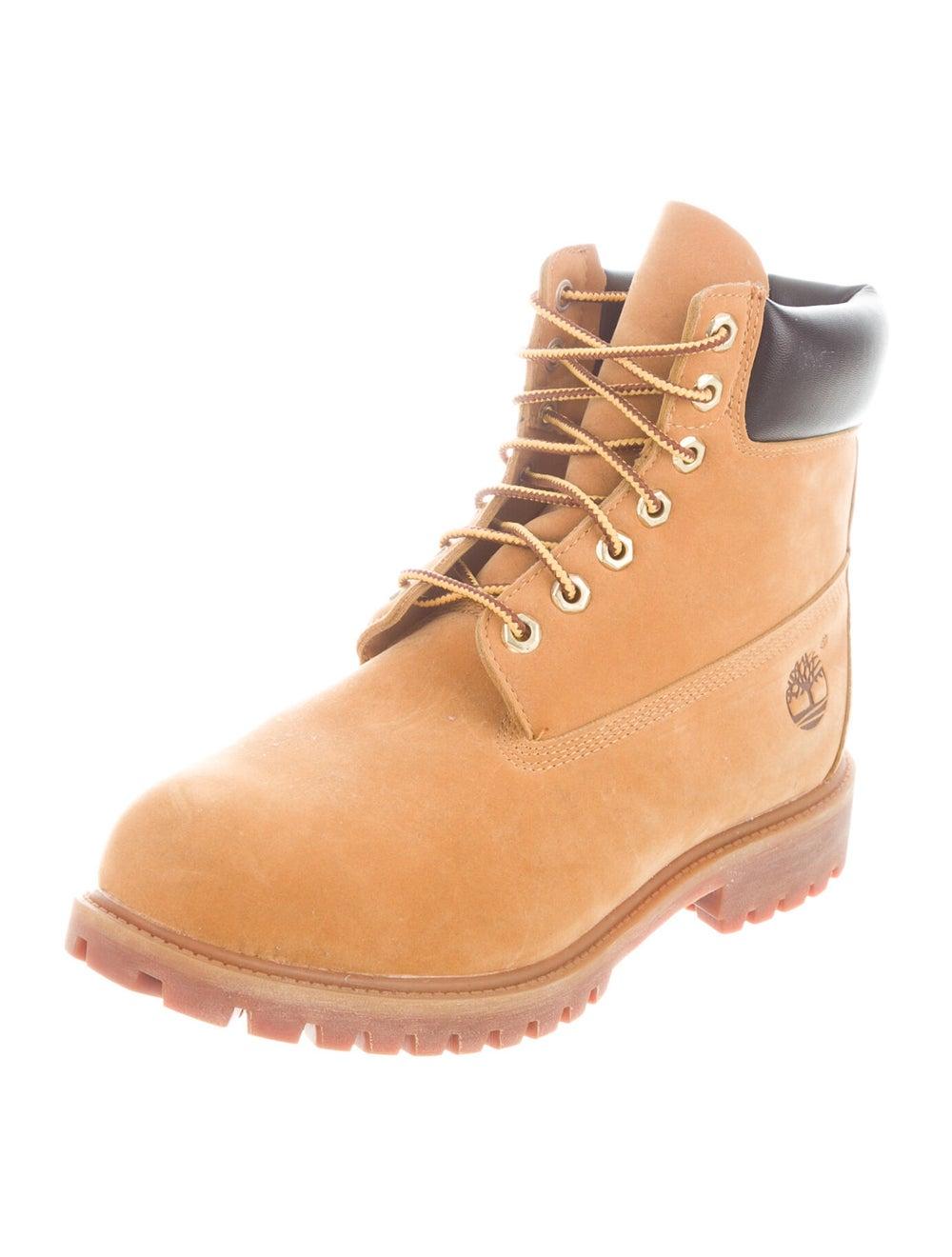Timberland 6-Inch Premium Nubuck Hiking Boots - image 2