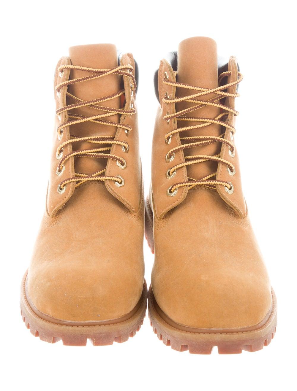 Timberland 6-Inch Premium Nubuck Hiking Boots - image 3