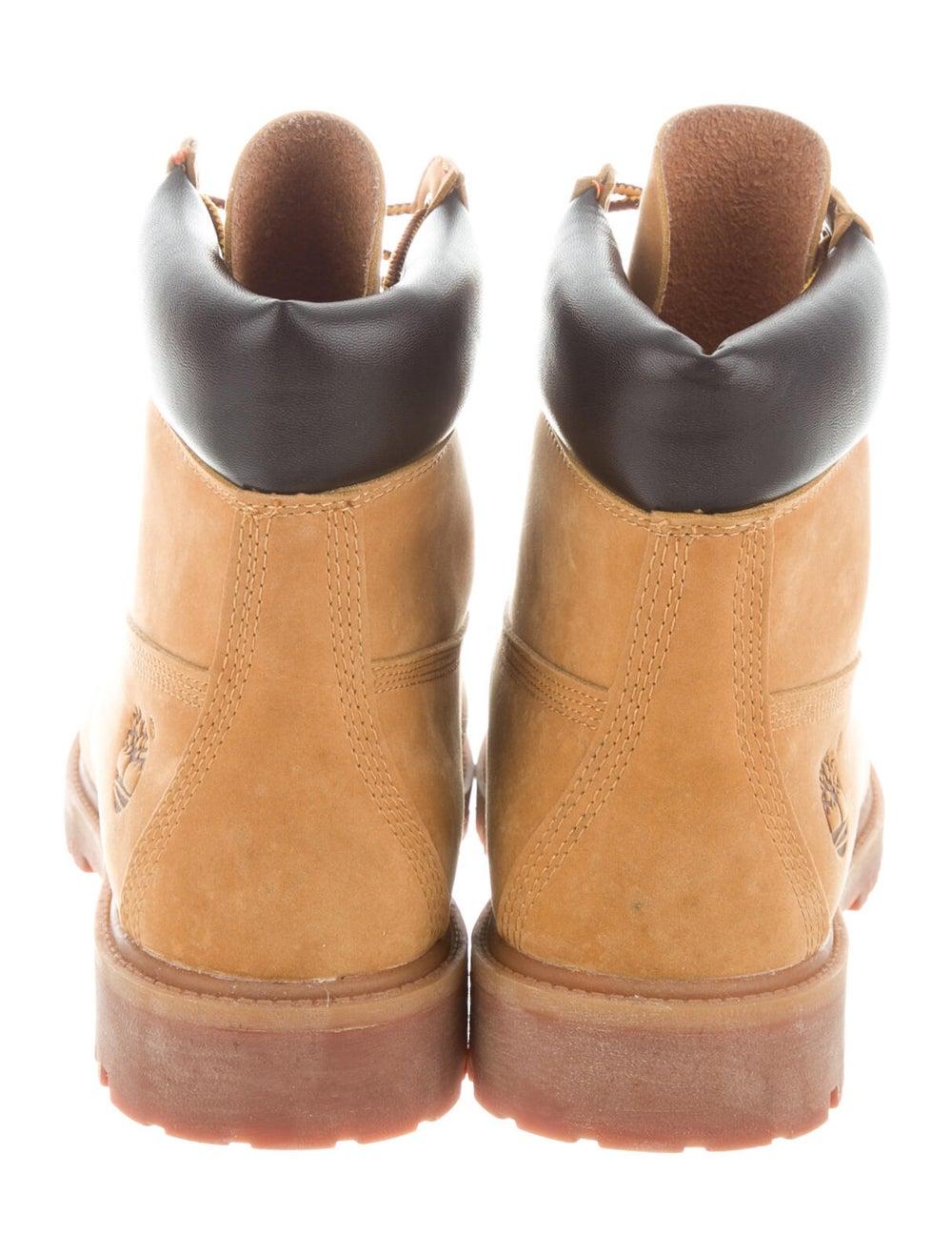 Timberland 6-Inch Premium Nubuck Hiking Boots - image 4