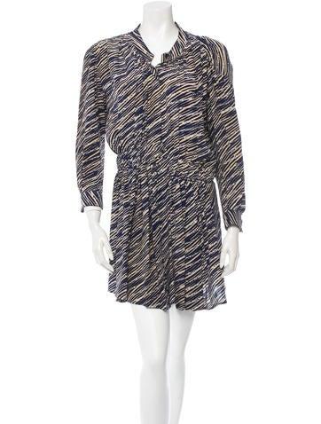 Thakoon Addition Silk Dress None