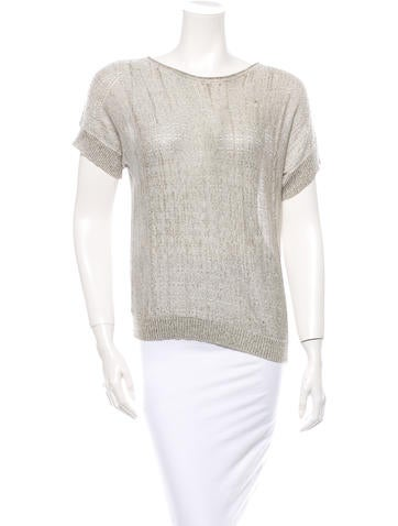 Thakoon Addition Knit Top None