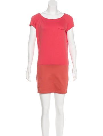 Thakoon Addition Knit Shift Dress None