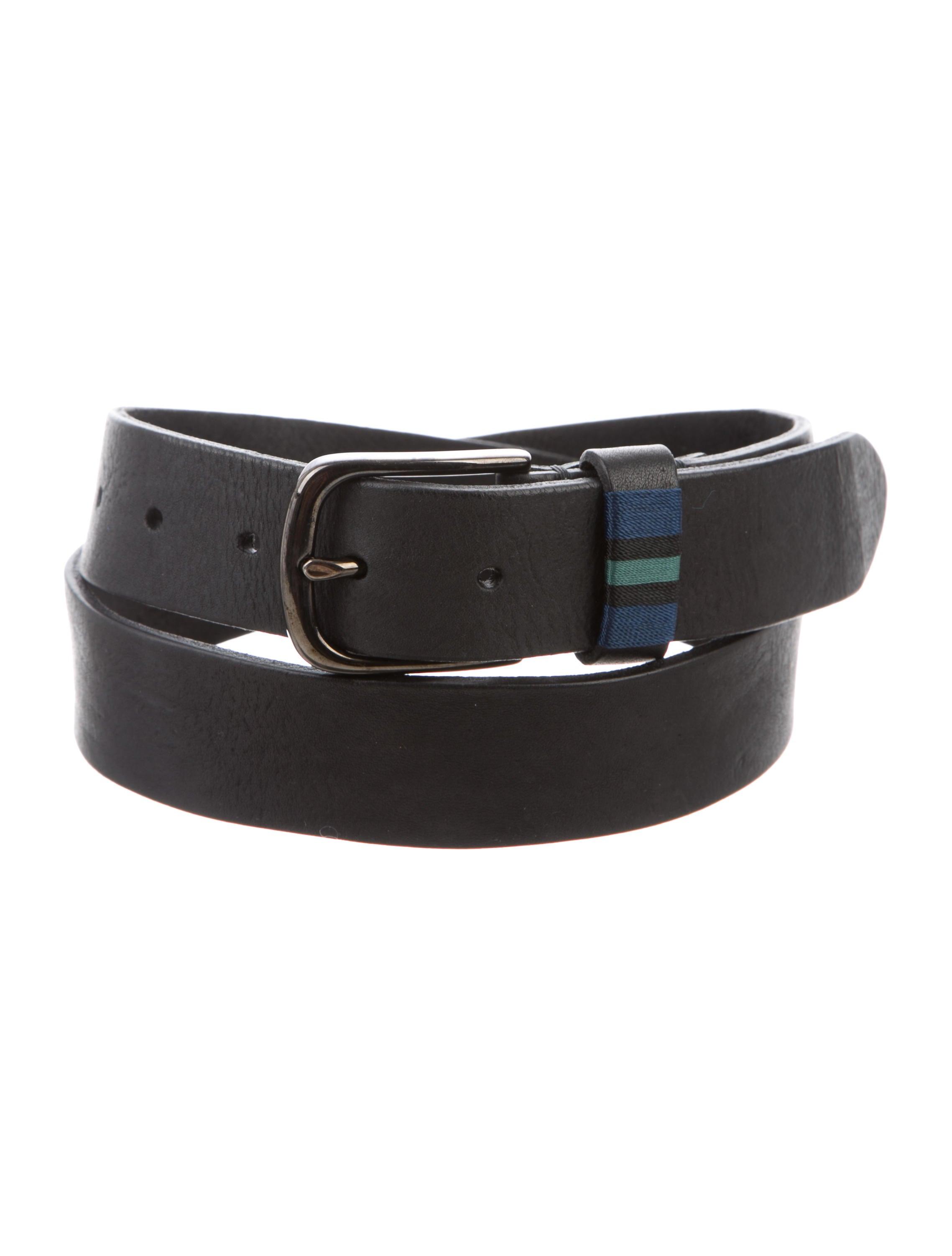 530af3d4adad Tommy Hilfiger Leather Buckle Belt - Accessories - WTM20106