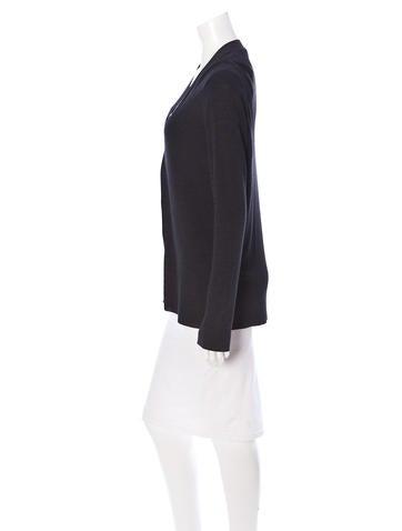 Silk Cardigan