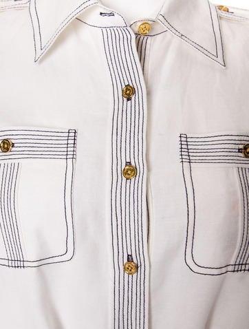 Shirt Dress w/ Tags
