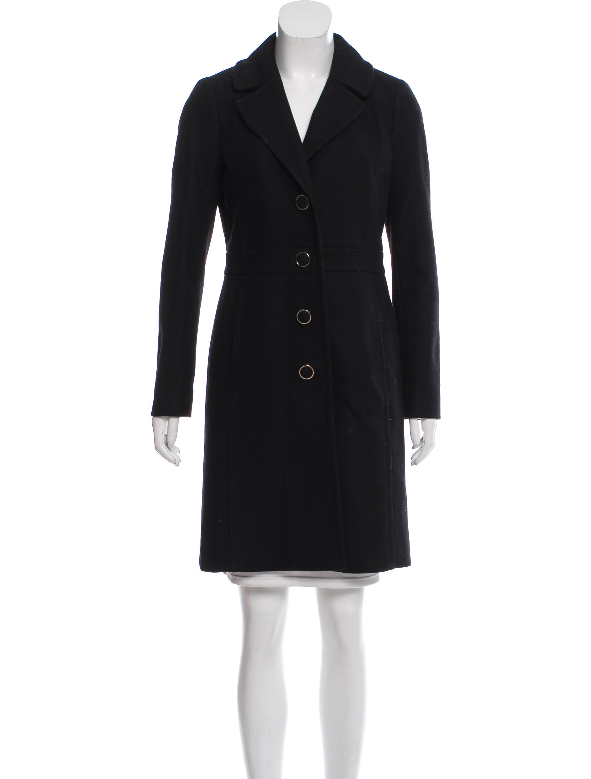 Elegant Womenu0026#39;s Breton Pea Coat For Ladies Navy Blue Wool - THE NAUTICAL COMPANY UK