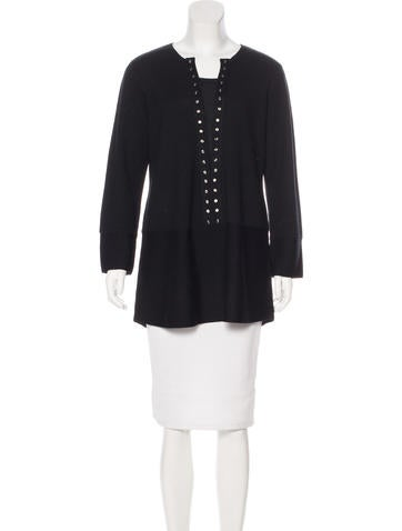 Tory Burch Yessica Wool Tunic w/ Tags None