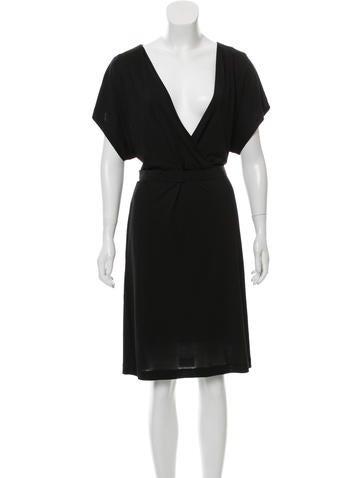 Tory Burch Knee-Length Silk Dress None