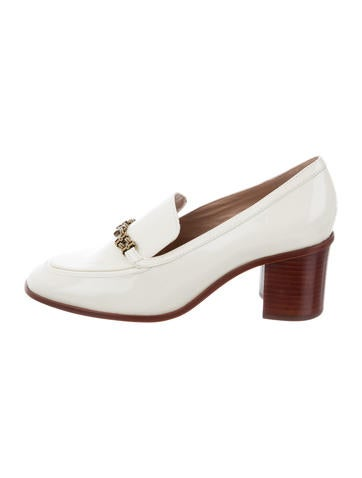 Tory Burch Patent Leather Pumps None
