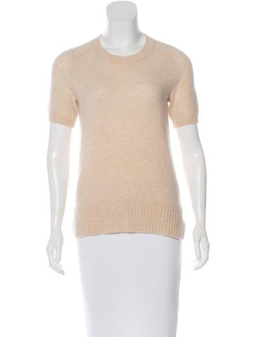 Tory Burch Wool Knit Top None